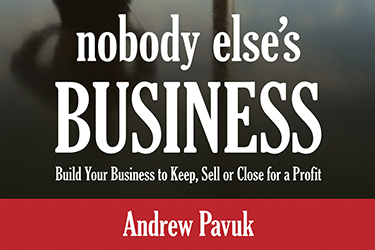 Book cover at Pavuk Legal