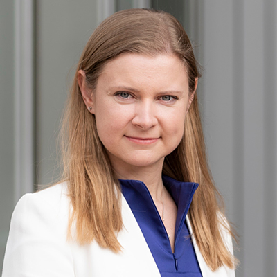 Olena Brodovska solicitor at Pavuk Legal